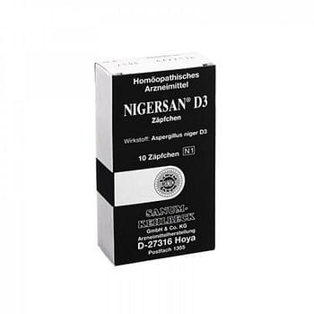 Nigersan d3 10 supposte sanum