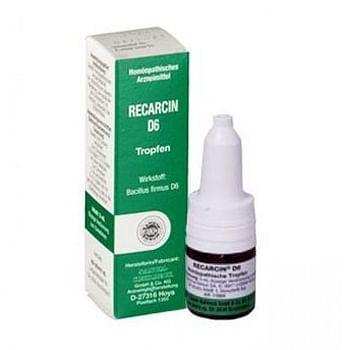 Recarcin d6 10 supposte sanum