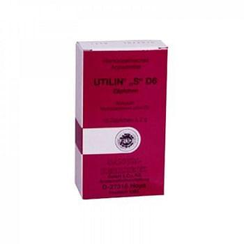 Utilin s d6 10 supposte sanum
