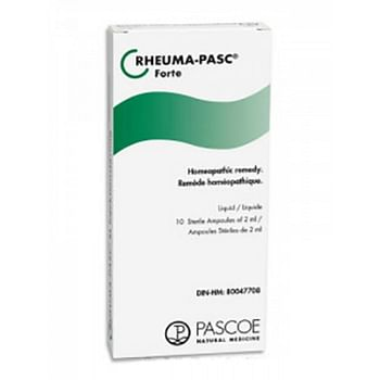 Rheumapasc 10 fiale 2ml pascoe