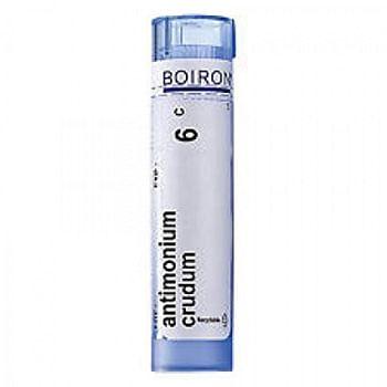 Antimonium crudum 6ch granuli 800217465