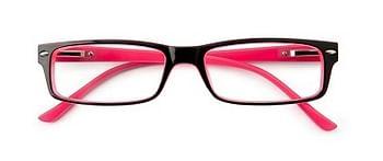 Twins platinum miami occhiale premontato rosa +2,00