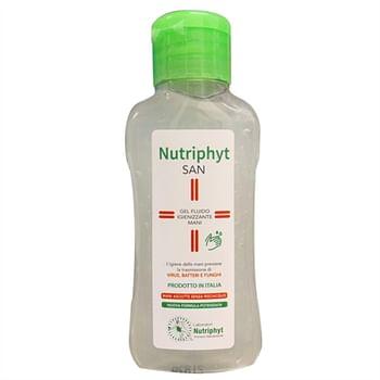 Nutriphyt san gel disinfettante mani 120 ml