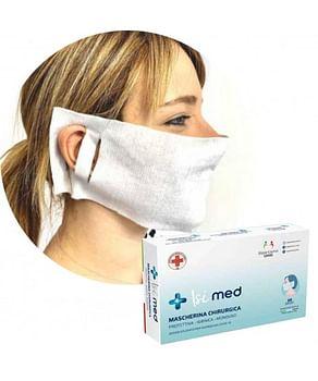 Isi med mascherina protettiva monouso 20 pezzi