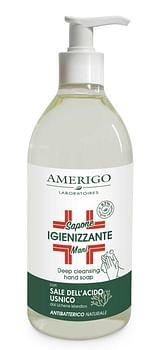Amerigo sapone igienizzante mani 400 ml