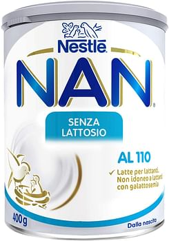Nestle' nan senza latt al 110 400 g 944163942