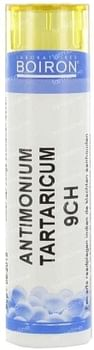 Antimonium tartaricum 9ch granuli 800242481