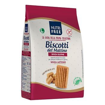 Nutrifree biscotti del mattino nuovo pack 400 g