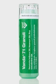 Vanda 71 granuli 4 g