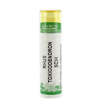 Rhus toxicodendron 5ch granuli