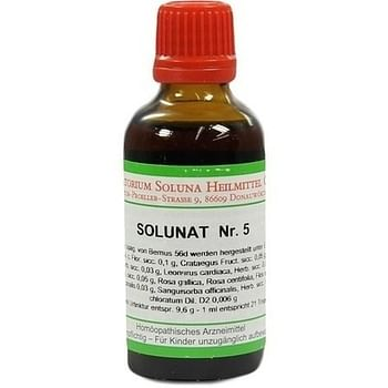 Solunat 5 50ml