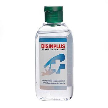 Disinplus gel igienizzante mani 100 ml