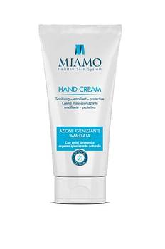 Miamo hand cream 50 ml crema mani igienizzante/emolliente/protettiva