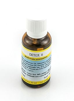Detox 6 carico emerg 30 ml gocce
