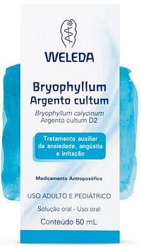 Weleda bryophyllum argento cultum d2 1% 50 ml