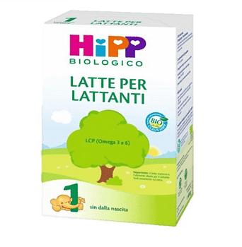 Hipp latte 1 in polvere per lattanti 600 g
