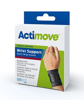 Actimove sports edition polsino elastico con fascia regolabile universale