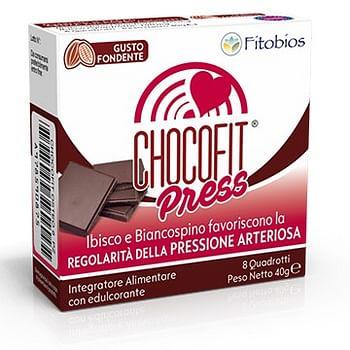 Chocofit press 8 pezzi