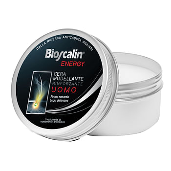 Bioscalin energy cera modellante rinforzante uomo 50 ml
