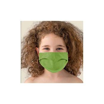 Oro paint set 2 mascherina baby verde