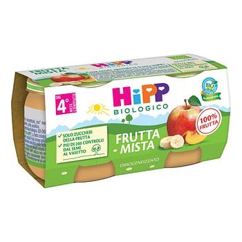 Hipp omogeneizzato frutta mista 2 x 80 g
