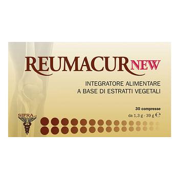 Reumacur new 30 compresse