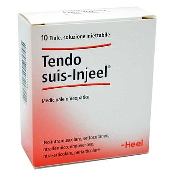 Tendo suis inj 10 fiale 1,1ml heel