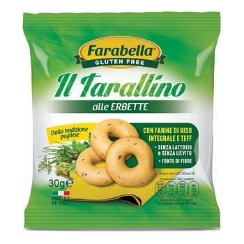 Farabella il tarallino erbette 30 g