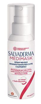 Salvaderma medimask spray no gas disinfettante 100 ml