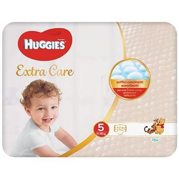 Huggies extra care grande 5 32 pezzi