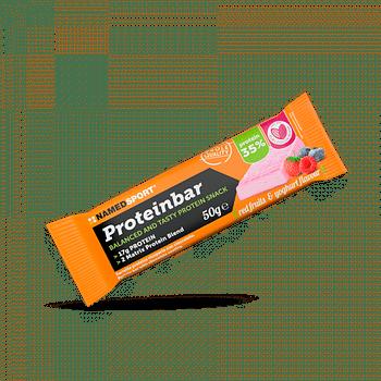 Crunchy proteinbar strawberry cream barretta 40 g