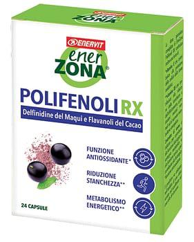 Enerzona polifenoli rx 24 capsule
