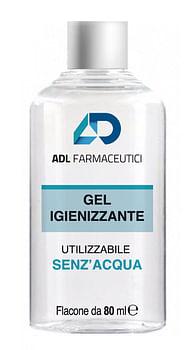 Adl farmaceutici gel igienizzante 80 ml