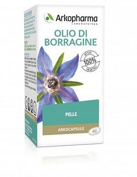 Arkocps olio borragine bio 60 capsule