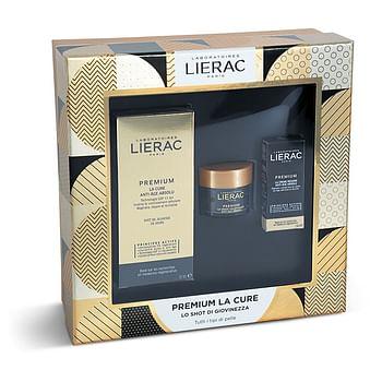Lierac cf premium cure 30 ml + premium crema 15 ml + premium yeux 3 ml