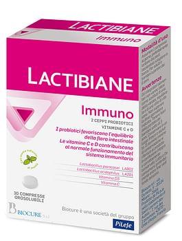 Lactibiane immuno 30 compresse
