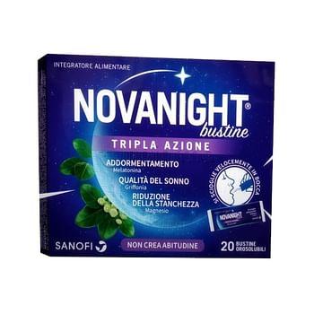 Novanight 20 bustine tripla azione