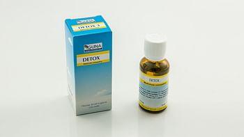Detox 9 fegato gocce 30 ml