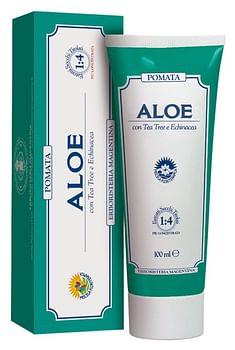 Aloe pomata eczemi 100 ml