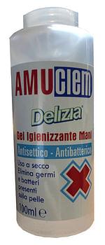 Amuclem gel igienizzante mani 100 ml