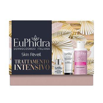 Euphidra skin reveil trattamento intensivo 1 serum tensore + 1 crema idrorestituente + 1 mini tonico illuminante