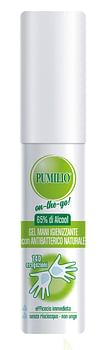 Pumilio gel igienizzante mani 25 ml