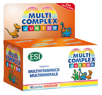 Esi multicomplex junior 42 dinosauri