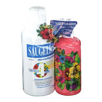 Saugella sapone dermoliquido 500 ml + 150 ml