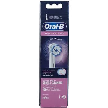Oralb refill eb-60-3 sensitive clean