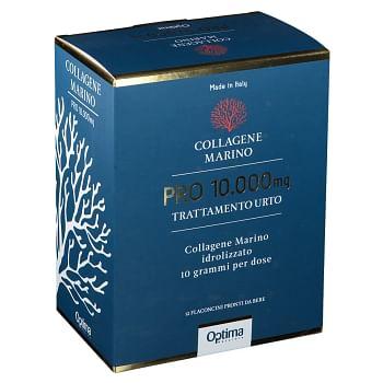 Collagene marino pro 10000mg trattamento urto 12 flaconi