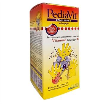 Pediavit complesso b sciroppo 100 ml