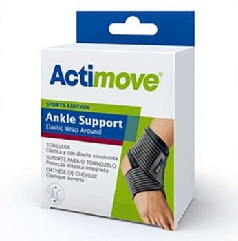 Actimove sports edition cavigliera con fascia elastica l