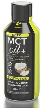 4+ performance keto mtc oil+ 500 ml