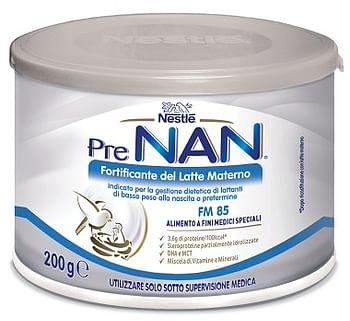 Nestle' prenan fortificante del latte materno fm85 200 g 944163854